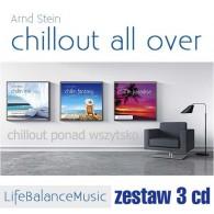Kolekcja Chillout ponad wszytsko - zestaw 3 CD