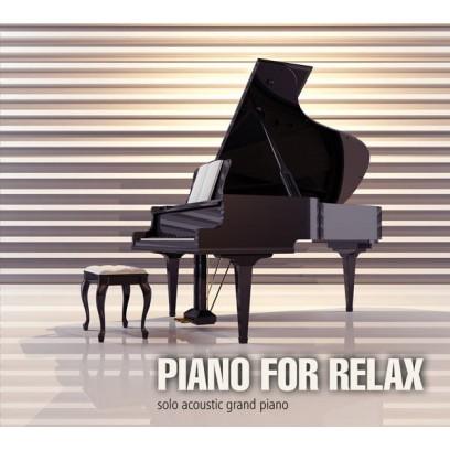 Piano For Relax - Relaksujący fortepian (RFM)
