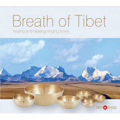 Breath of Tibet - muzyka relaksacyjna i muzykoterapia