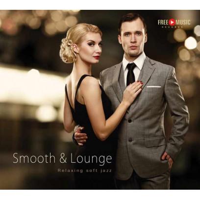Smooth & Loung okładka - delikatny jazz bez zaiks