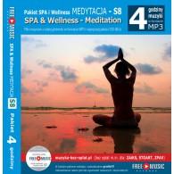 okladka PAKIET spa - S8 muzyka relaksacyjna do medytacji bez oplat Zaiks