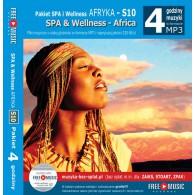 Muzyka do Spa PAKIET S10 - Afryka (RFM) 4 godziny muzyki bez opłat Zaiks