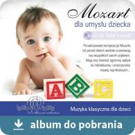 Mozart dla umysłu dziecka MP3 (RFM) muzyka do pobrania