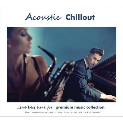 Acoustic Chillout - Akustyczny Chillout (RFM) okladka w muzyka-relaksacyjna.pl