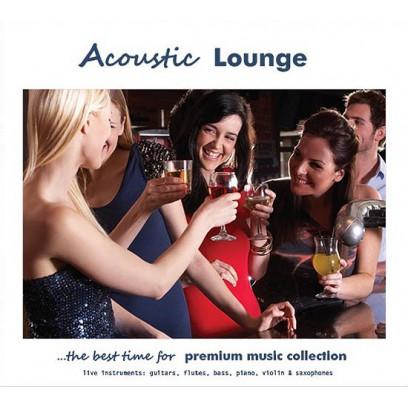 Acoustic Lounge - Akustyczna przechadzka (RFM) muzyka-relaksacyjna-pl