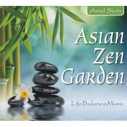 Azjatyckie ogrody ZEN - Asian Zen Garden