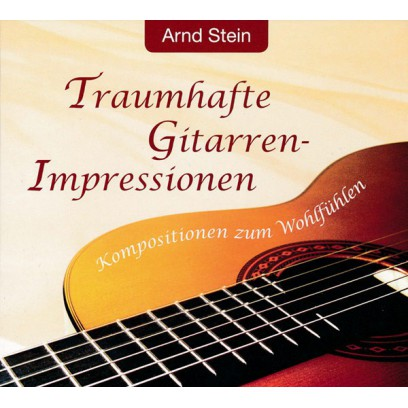 Gitarowe impresje - Traumhafte Gitarren Impressionen