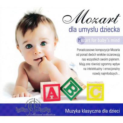 Mozart dla umysłu dziecka - (RFM)