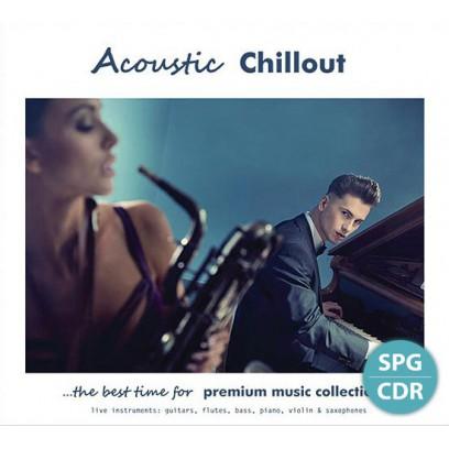 Acoustic Chillout - Akustyczny Chillout  muzyka do lokalu stały poziom głośności SPG