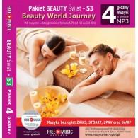 Muzyka do salonu kosmetycznego - Pakiet World Journey (RFM) S3 - 4 godziny MP3 bez Zaiks