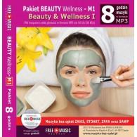 Muzyka dla kosmetyczki - Pakiet Wellness (RFM) M1 - 8 godziny MP3 bez opłat Zaiks
