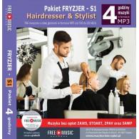Muzyka do fryzjera S1 (RFM) 4 godziny MP3