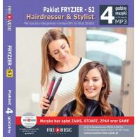 MUZYKA DO FRYZJERA S2 - Muzyka dla salonów fryzjerskich MP3 bez opłat Zaiks