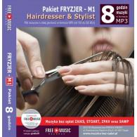 PAKIET Fryzjer M1- Muzyka do fryzjera