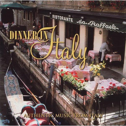 Dinner in Italy - Włoska uczta
