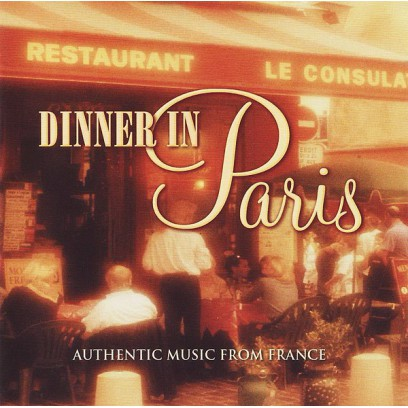 Dinner in Paris - Francuska uczta