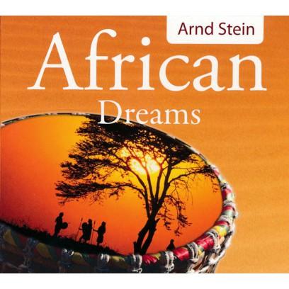 Afrykańskie marzenia MP3 - African Dreams muzyka relaksacyjna świata