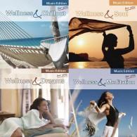 Poczwórny wellness - zestaw 4 CD