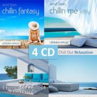 Kolekcja Poczwórny Chillout - zestaw 4CD